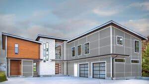 custom built homes in Victoria, BC, Canada