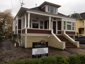 LIDA Homes - house raising